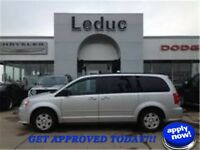 2011 DODGE GRAND CARAVAN - LOW KM 1 OWNER and YOU ARE APPROVED!
