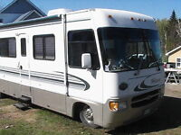 Very good deel for a Motorhome