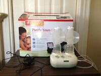 Ameda Purely Yours Ultra Double Breast Pump