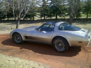1982 Collectors Edition Corvette