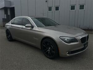 2010 BMW 750LI XDRIVE LONG WHEEL BASE NAVIGATION CAMERA 37KM