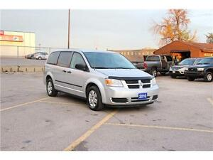 2010 Dodge Grand Caravan C/V*Certified*E-Tested*2 Year W
