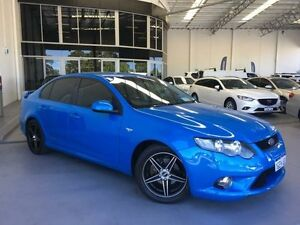 2009 Ford Falcon FG XR6 Blue 5 Speed Auto Seq Sportshift Sedan Beckenham Gosnells Area Preview