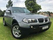 2004 BMW X3 E83 MY05 Steptronic Silver 5 Speed Sports Automatic Wagon Somerton Park Holdfast Bay Preview