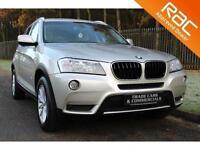 2011 11 BMW X3 2.0 XDRIVE20D SE 5D AUTO 181 BHP DIESEL