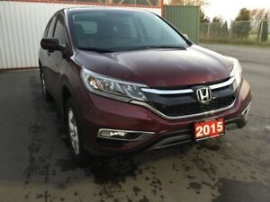 2015 Honda CR-V EX 4dr All-wheel Drive