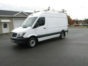 2015 Mercedes Benz 2500 Sprinter