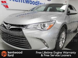 2017 Toyota Camry LE FWD with back up cam