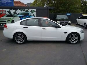 2008 Holden Commodore VE MY08 Omega White 4 Speed Automatic Sedan Greenacre Bankstown Area Preview