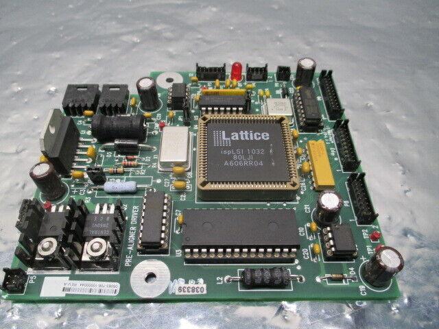 Asyst 05063-706 Pre-Aligner Driver Board, PCB, FAB 010-5062-002, 100452