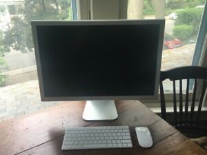 "23"" Apple Cinema HD Display - Mint Condition - BEST OFFER"