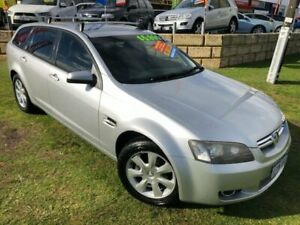 2008 Holden Berlina VE MY09.5 Sportwagon Silver 4 Speed Automatic Wagon Wangara Wanneroo Area Preview