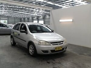 2004 Holden Barina XC (MY04.5) XC (MY04.5) Silver 4 Speed Automatic Hatchback Beresfield Newcastle Area Preview