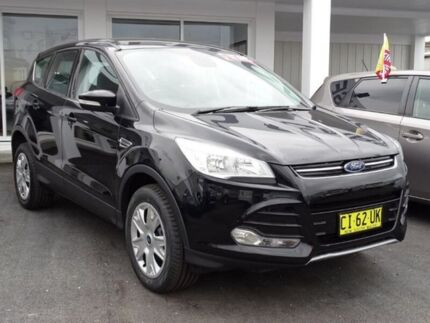 2015 Ford Kuga TF MY16 Ambiente AWD Black 6 Speed Sports Automatic Wagon Albion Park Rail Shellharbour Area Preview