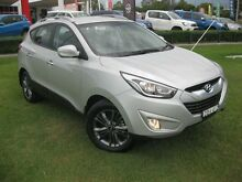 2015 Hyundai ix35 LM Series II Elite (AWD) Silver 6 Speed Automatic Wagon South Grafton Clarence Valley Preview