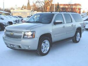 2013 Chevrolet Suburban LT Leather 4wd