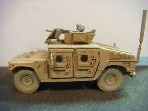 1/72 20mm HMMWV Humvee Hummer M1114 w/ GPK turret