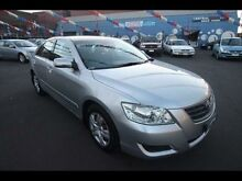 2006 Toyota Aurion AT-X GSV40R Silver 6 Speed Kingsville Maribyrnong Area Preview