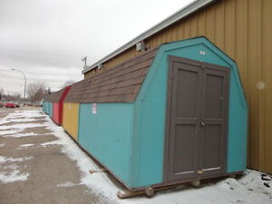 8x12 Storage Rental Available Immediately! Regina Regina Area image 2