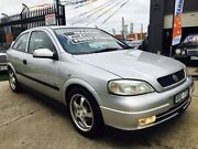 2002 Holden Astra TS SRi 5 Speed Manual Hatchback Brooklyn Brimbank Area Preview