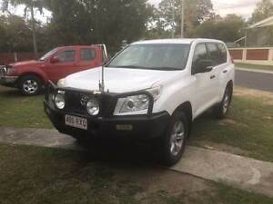 2011 TOYOTA PRADO GX KDJ150 3.0 D4D AUTOMATIC WAGON (SITE SPEC) Rochedale South Brisbane South East Preview