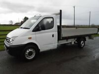 LDV Maxus 3.5T 120 LWB drop side