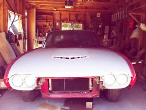 1962 Ford Thunderbird for sale.