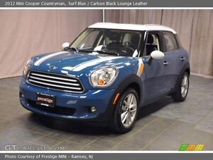 2012 MINI Cooper Countryman SUV, Crossover