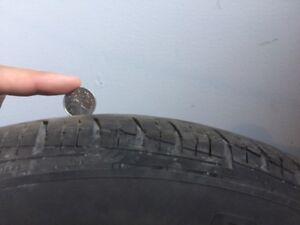 """Pneu d'été/ Summer Tire 15"""": Continental PROCONTACT 195/65 R15"""