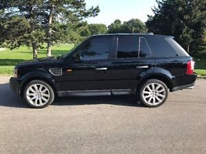 2008 Land Rover Range Rover Sport Supercharged SUV