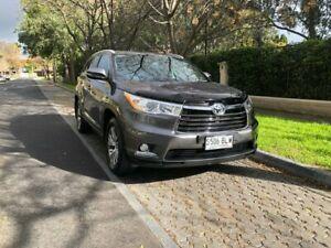 2015 Toyota Kluger GSU55R GXL AWD Predawn Grey 6 Speed Sports Automatic Wagon Hawthorn Mitcham Area Preview