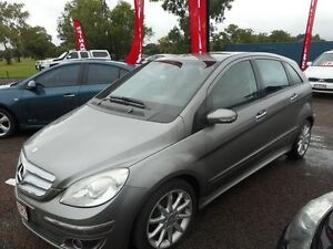 2007 Mercedes-Benz B180 CDI W245 Grey 7 Speed Constant Variable Hatchback Winnellie Darwin City Preview