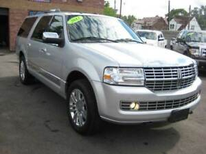 2012 LINCOLN NAVIGATOR B/CAMERA-4X4-NAVI-LEATHER-SUNROOF-AMAZING