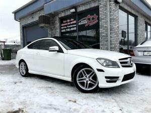 2013 Mercedes-Bnez C-Class C250 Coupe Toit Panoramique