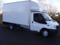 Man & Van Services, Removal Service, Single Items.