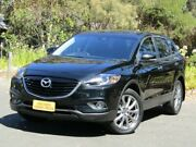 2015 Mazda CX-9 TB10A5 Grand Touring Activematic AWD Black 6 Speed Sports Automatic Wagon Melrose Park Mitcham Area Preview
