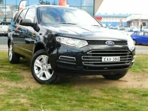 2013 Ford Territory SZ TX (RWD) Black 6 Speed Automatic Wagon Greenway Tuggeranong Preview