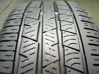 Four 255/50/19 Continental Cross Contact LX Sport