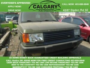 1998 Land Rover Range Rover SE *$99 DOWN EVERYONE APPROVED*