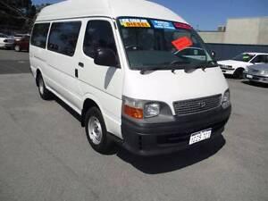 DIESEL 2004 Toyota Hiace Van/Minivan (1CZS723-A4904) Mandurah Mandurah Area Preview