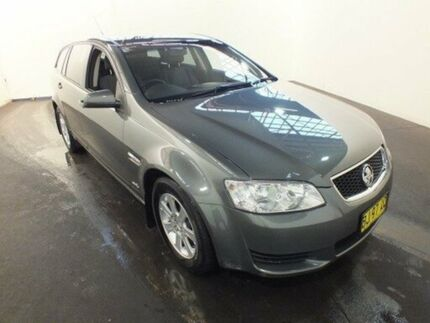2011 Holden Commodore VE II Omega Alto Grey 6 Speed Automatic Sportswagon Clemton Park Canterbury Area Preview