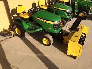 2010 John Deere X360 Lawn Mower