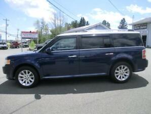 2012 Ford Flex SEL PLUS 7 passenger tow pkg finance $124.bi-wkl