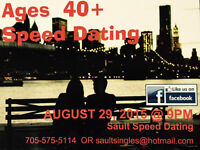 40+ Speed Dating Night