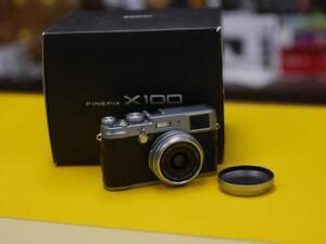 Fujifilm X100 Silver