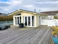 Great value pre-owned holiday chalet for sale at The Warren North Wales