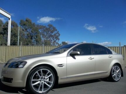 2008 Holden Calais VE MY08 V Sandstorm 5 Speed Automatic Sedan