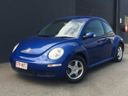 2007 Volkswagen Beetle 9C Miami Coupe 2dr Man 5sp 1.6i Blue Manual Coupe