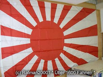 Fahnen Flagge Japan Alt Rising Sun - 1 - 150 x 250 cm