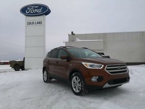 2017 Ford Escape SE, 4WD, HEATED SEATS, LOW KILOMETERS